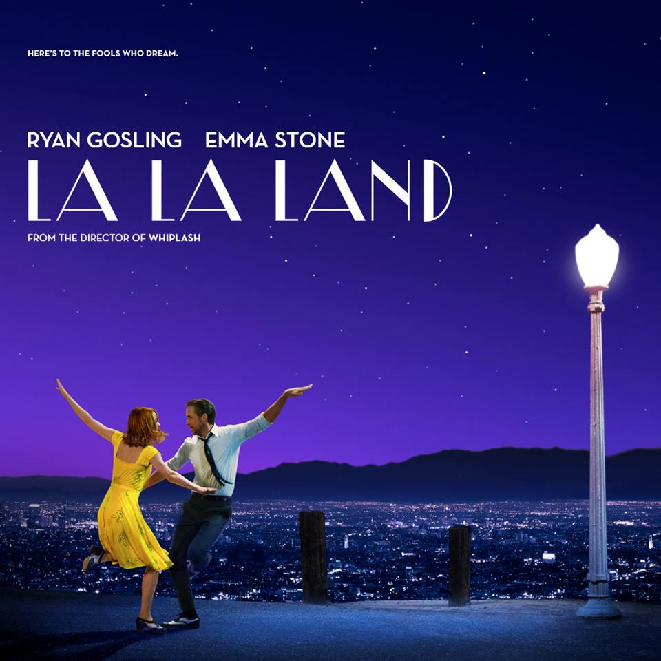 "Film – ""La La Land"" (Photo: La La Land/ Facebook)"