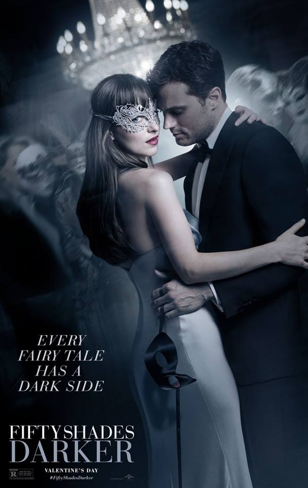 """Fifty Shades Darker"" didn't come close to the heights of the first film's $85.2 million debut in 2015 when Valentine's Day fell on a Saturday, but it still managed to entice a significant audience to the cinema. In third place, ""John Wick: Chapter Two"" earned $30.4 million – more than double what the first film made in its opening weekend. (Photo: Fifty Shades Darker/ Facebook)"