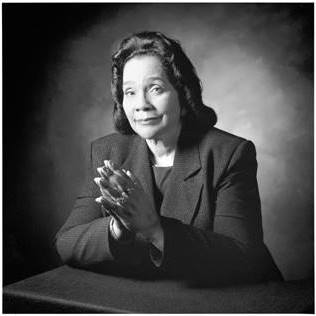 A letter sent by Coretta Scott King saying Jeff Sessions would be a bad choice for a lifetime federal judgeship is receiving new attention after Sen. Elizabeth Warren was rebuked Tuesday evening for quoting King's letter on the Senate floor. (Photo: Coretta Scott King/ Facebok)