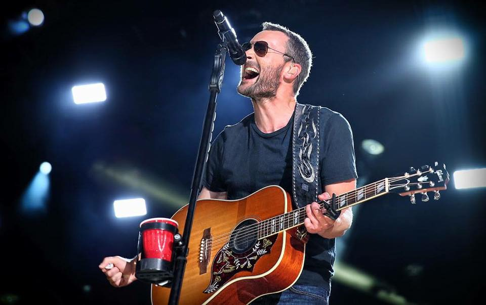 Country star Eric Church has been battling ticket scalpers for years as his popularity grew and he began selling out arenas. But he's taken his biggest step yet by cancelling more than 25,000 tickets to his spring tour that were purchased by scalpers and putting them back on sale for fans to purchase. (Photo: Eric Church/Facebook)