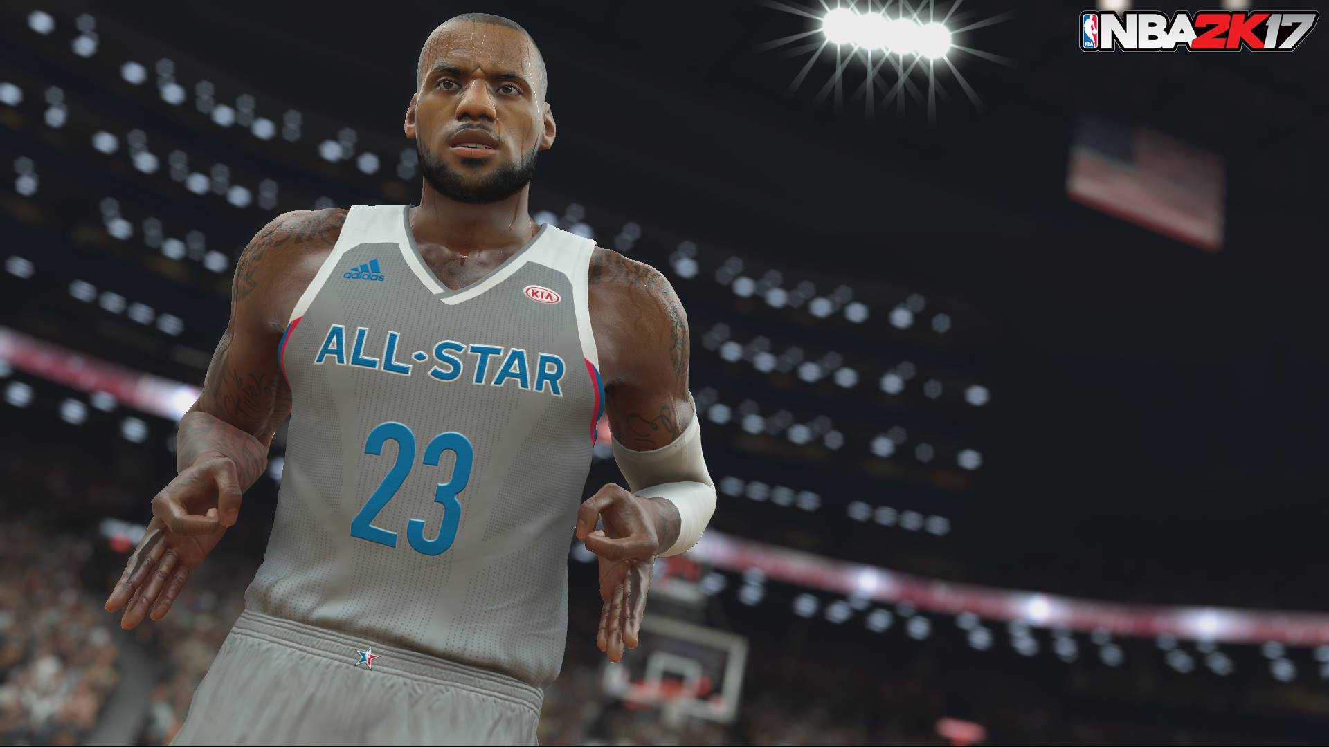 Video gamers now have a chance to compete for an NBA title, in an actual NBA arena and get paid by the some of the same people who pay LeBron James and Steph Curry. (Photo: NBA 2K/ Facebook)