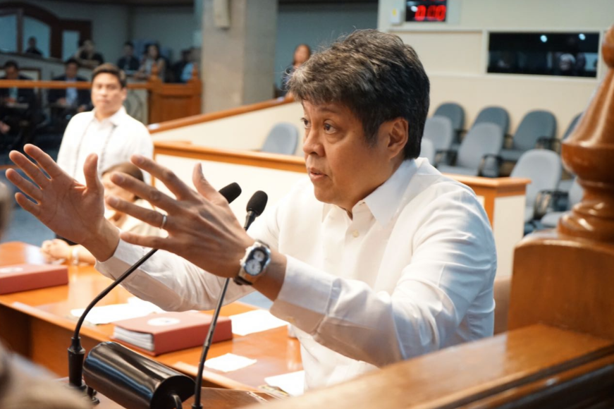 Sen. Francis Pangilinan on Tuesday committed to stop the passage of the death penalty bill in the Senate after the House of Representatives approved on third and final reading the measure restoring the capital punishment. (Photo:  Kiko Pangilinan/Facebook)