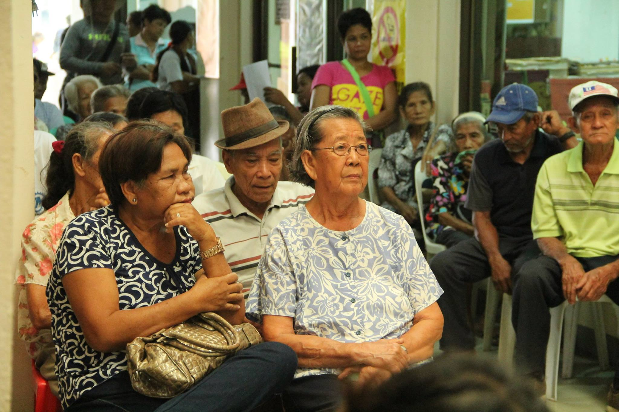 The Department of Social Welfare and Development (DSWD) is planning to provide a monthly stipend to 2.8 million indigent senior citizens this year. (Photo: LGU - Tacurong/Facebook)