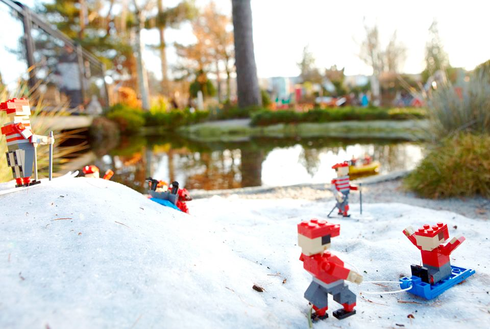 Legoland Japan holds ceremony for completion ahead of April opening (Photo: LEGOLAND Japan (レゴランド・ジャパン)/Facebook)