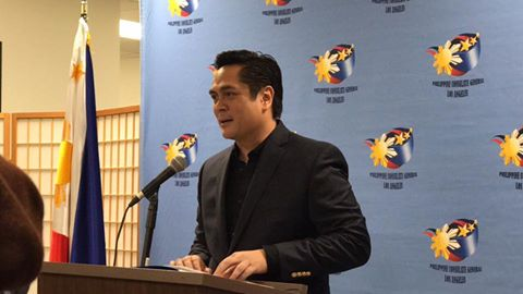 Presidential Communications chief Martin Andanar has described as unfair a finding by the Amnesty International that cops are paid to kill under anti-illegal drugs campaign Oplan Tokhang (Photo: Martin Andanar/Facebook)