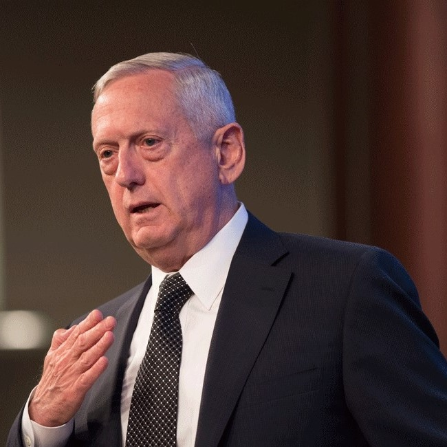 At a meeting at the Pentagon on Monday, retired general James Mattis said there's a reason his first phone call to a foreign counterpart was to Canada's Defence Minister Harjit Sajjan. (Photo: James Mattis - Secretary of Defense/ Facebook)
