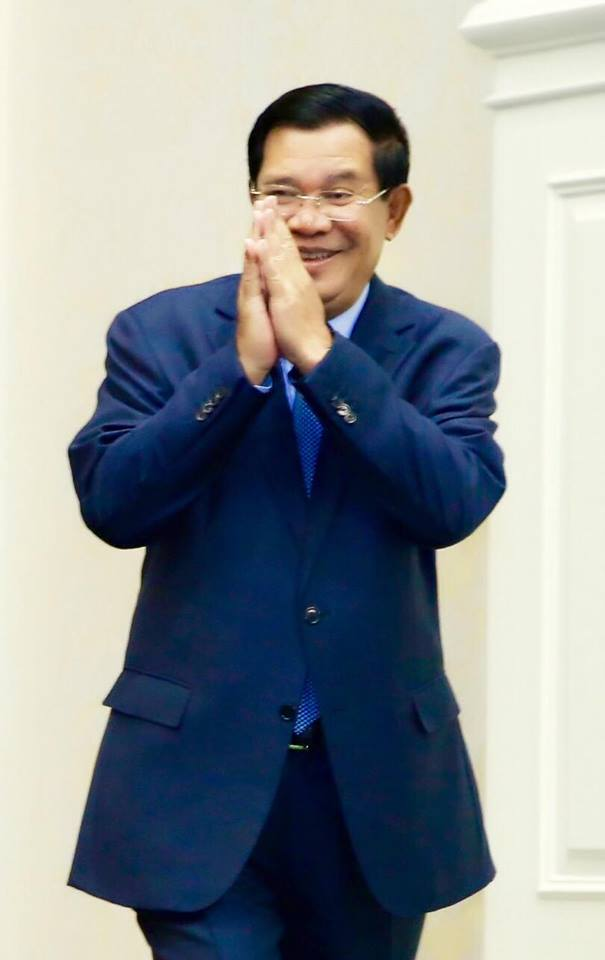 Cambodian PM initiates ban on convicts from leading political party (Photo: Samdech Hun Sen, Cambodian Prime Minister/Facebook)