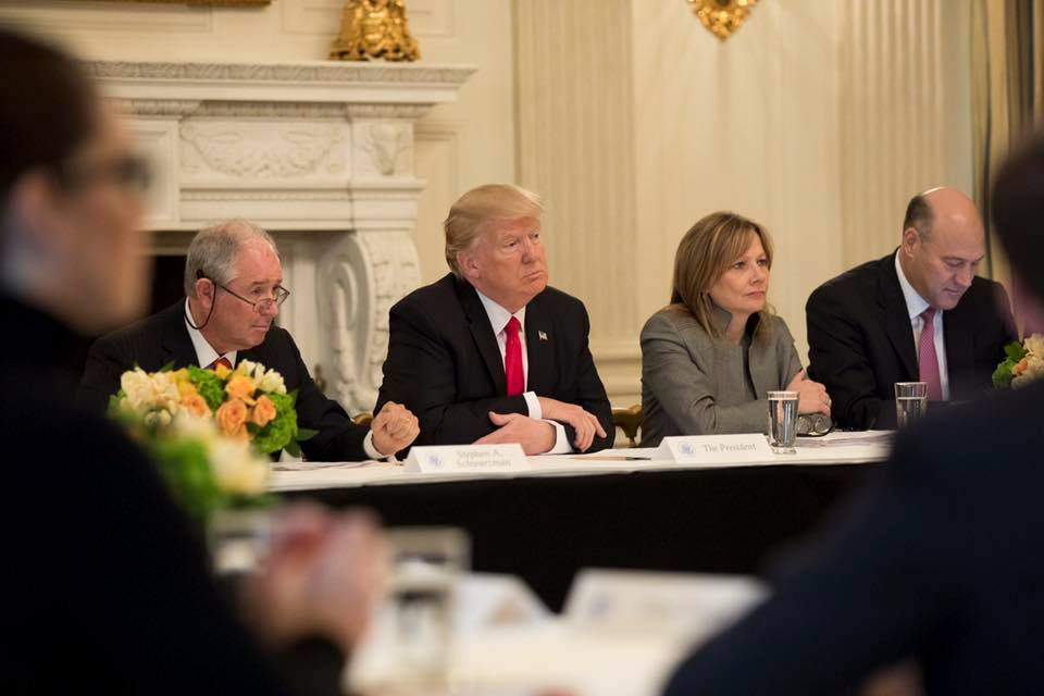 Two weeks since newly-elected U.S. President Donald Trump took office, Americans are split in their assessments of whether the U.S. news media is covering the Trump administration fairly, a new Gallup poll found. (Photo: Donald Trump/ Facebook)