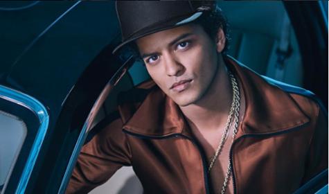 Bruno Mars may pay tribute to Prince at 2017 Grammys (Photo: Bruno Mars/Facebook)