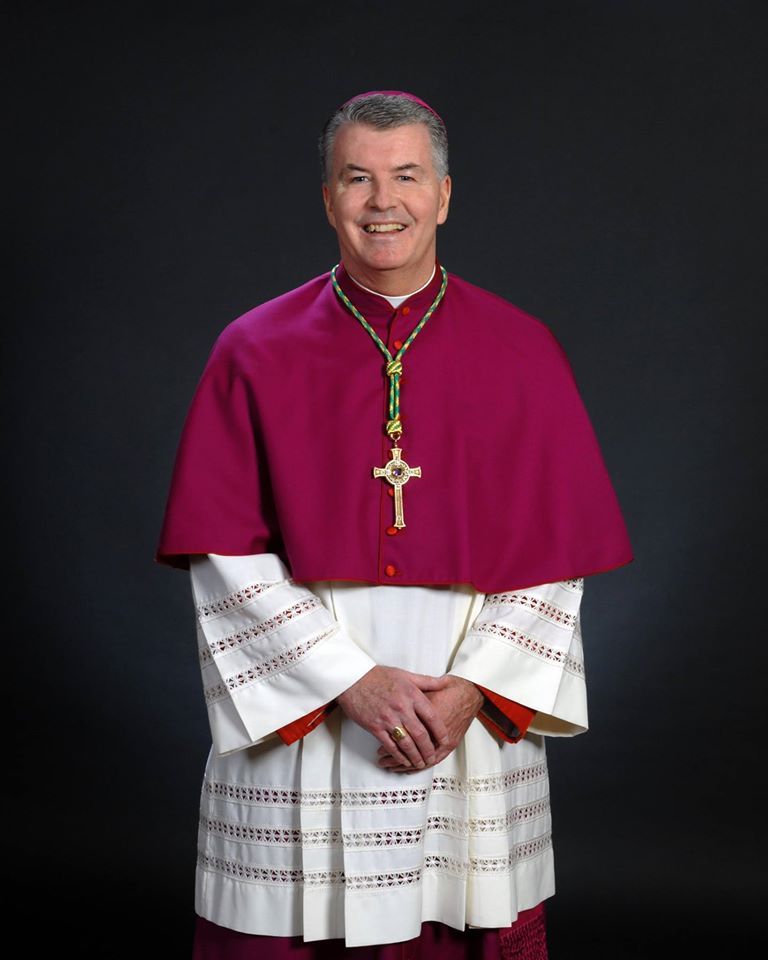 Calgary's new bishop says he may choose softer language but his views on issues such as gay-straight alliances in schools might not be that different from his controversial predecessor. (Photo: St. Peter's Roman Catholic Church/Facebook)