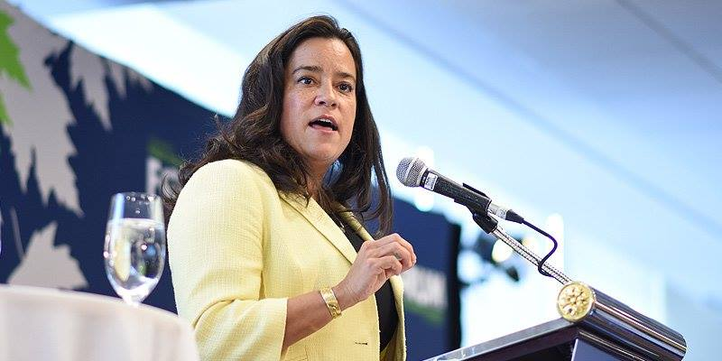 The federal Liberals remain fully committed to legal and policy reforms for indigenous people, Canada's justice minister said Wednesday as she sought to deflect complaints that the government has so far only paid lip service to Aboriginal Peoples. (Photo: Jody Wilson-Raybould/Facebook)