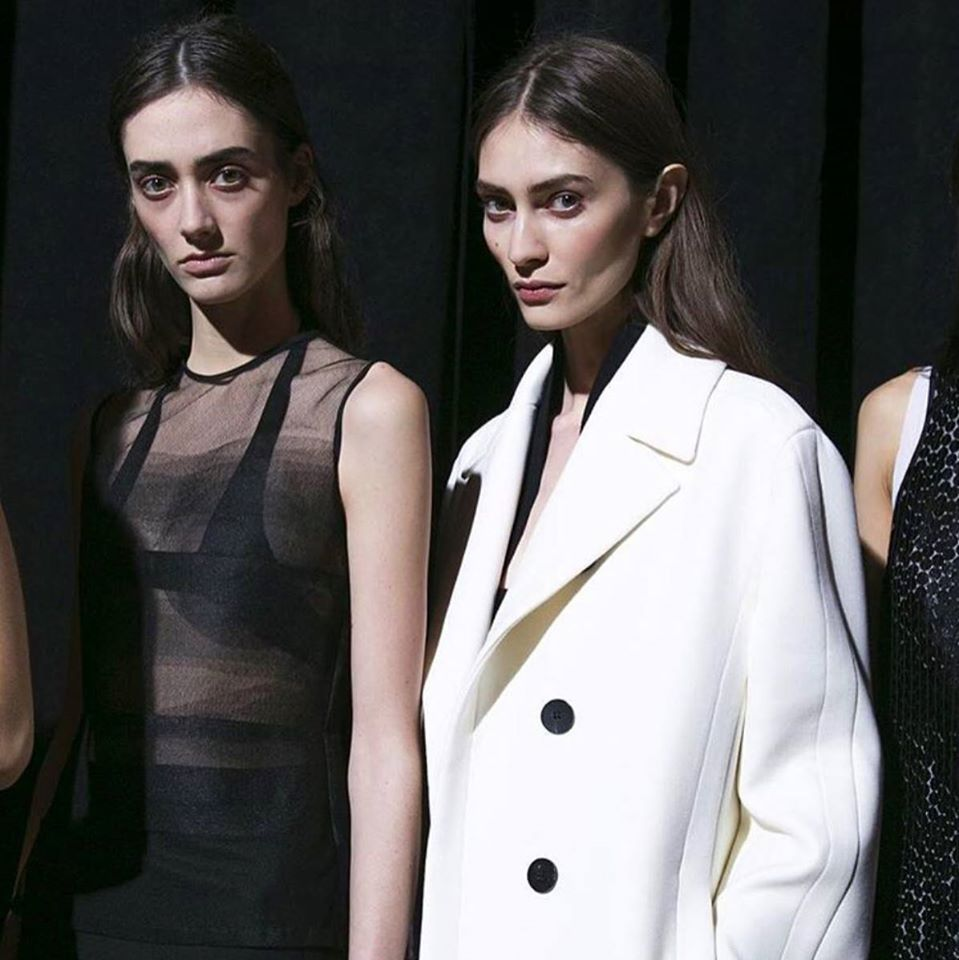 If you're looking for fuss and noise in your fashion, don't go see Narciso Rodriguez. (Photo: Narciso Rodriguez/Facebook)