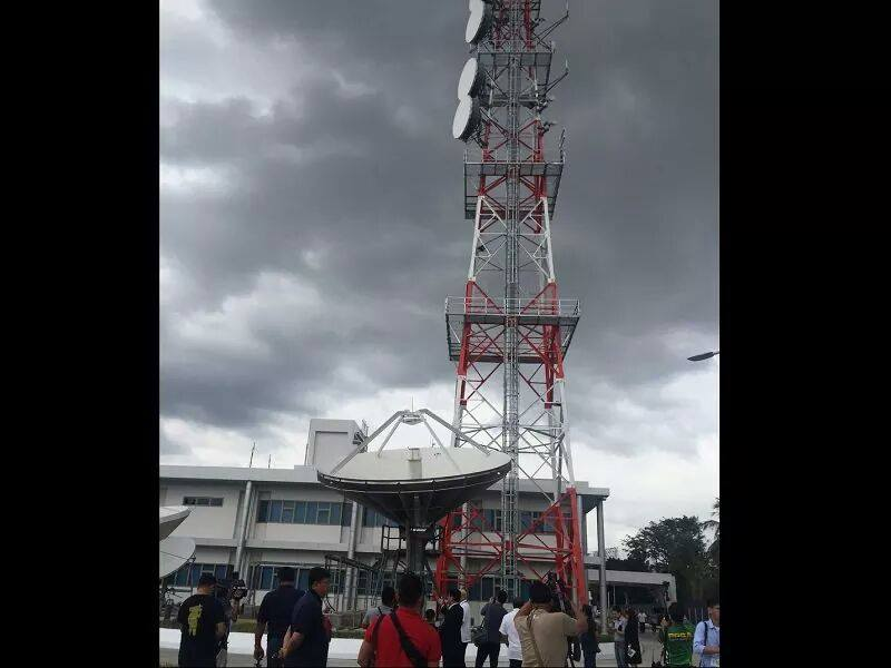 The Civil Authority of the Philippines (CAAP) on Monday said it will temporarily shut down the Tagaytay radar on March 6-11, and this will result to reduced flights during that period. (Photo: Filipino Community/Facebook)