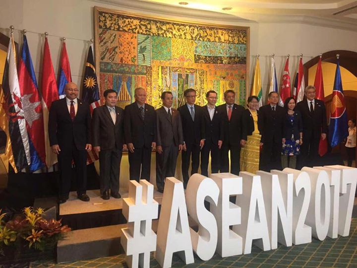 The Philippines and other member states of the Association of Southeast Asian Nations (ASEAN) are optimistic that the ASEAN Declaration on the Protection and Promotion of the Rights of Migrant Workers (ACMW) will be implemented soon. (Photo: ASEAN 2017/ Facebook)