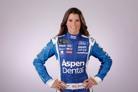 "Nature's Bakery contends Stewart-Haas Racing ""could not control"" Patrick and allowed her to endorse products that rivaled the fig bars and brownies sold by Nature's Bakery. The company said it was spending $15 million a year and expected four times the return for sponsoring Patrick's car (Photo: Stewart-Haas Racing/ Facebook)"