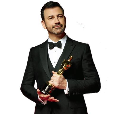 "Oscars host Jimmy Kimmel shared his perspective on the show's best-picture gaffe during his Monday monologue on ""Jimmy Kimmel Live !"" (Photo: Jimmy Kimmel Live/Facebook)"