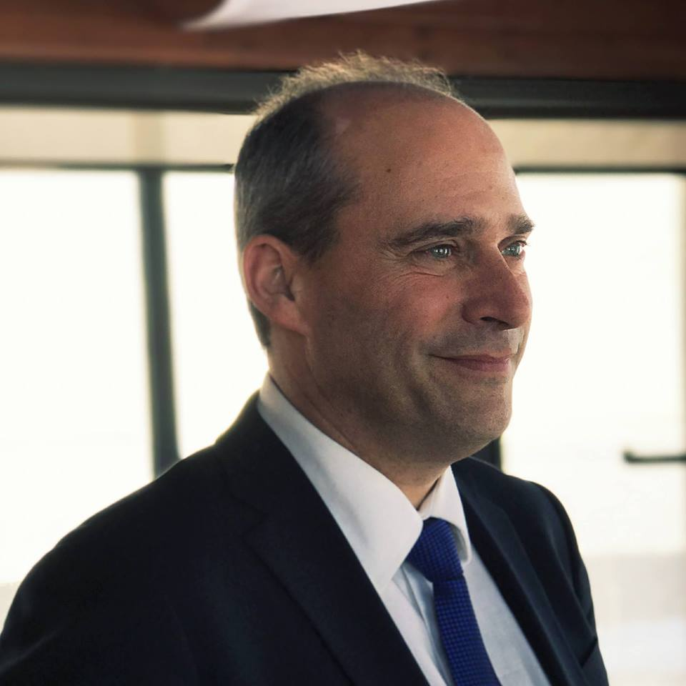 Quebec MP Guy Caron entered the federal NDP leadership race on Monday, bringing to three the current number of candidates seeking to succeed Tom Mulcair. (Photo: Guy Caron/ Facebook)