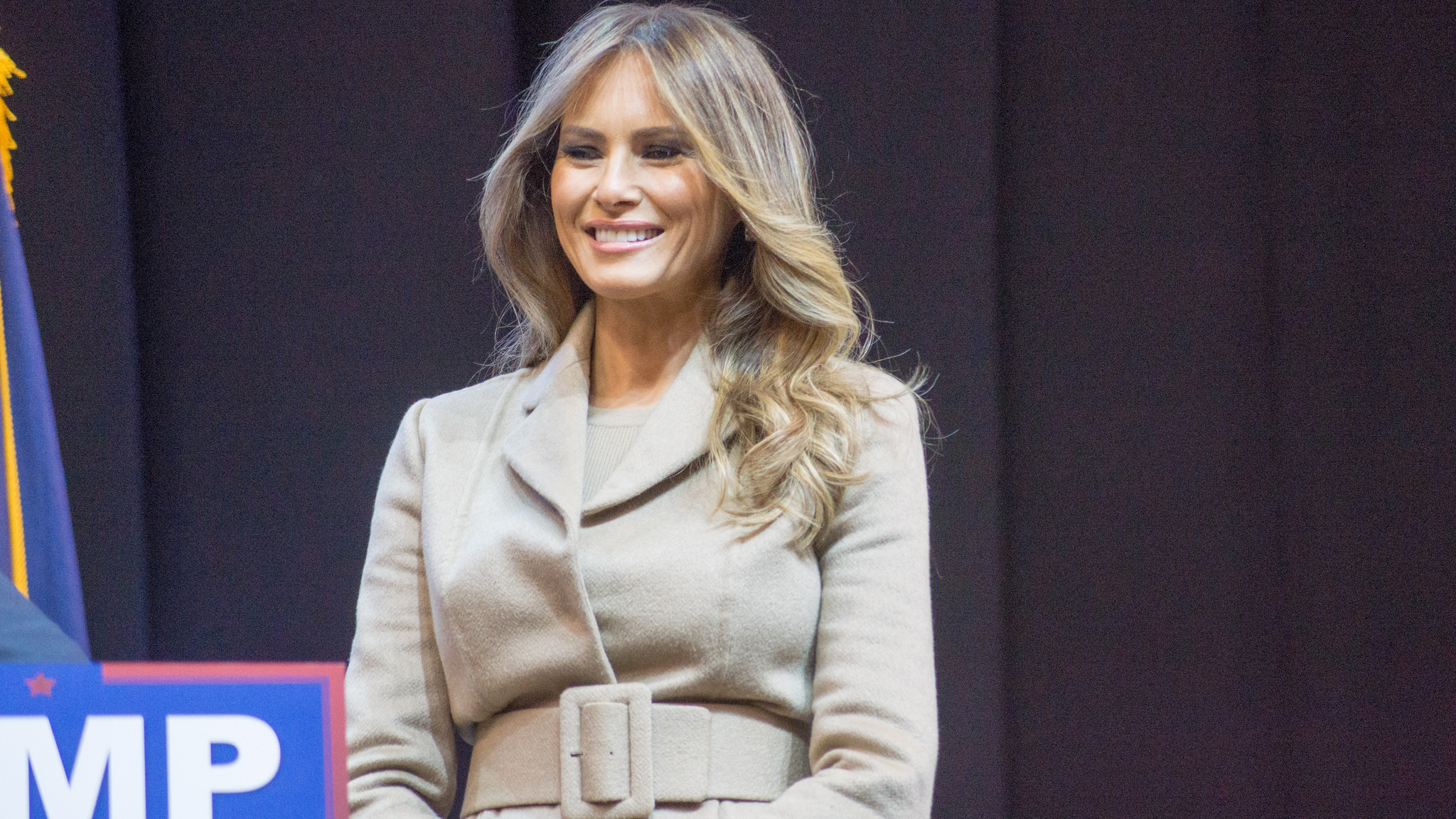 First lady Melania Trump has re-filed a libel lawsuit against the corporation that publishes the Daily Mail's website, this time in New York, for reporting rumours that she worked as an escort. (Photo: Marc Nozell/ Flickr)