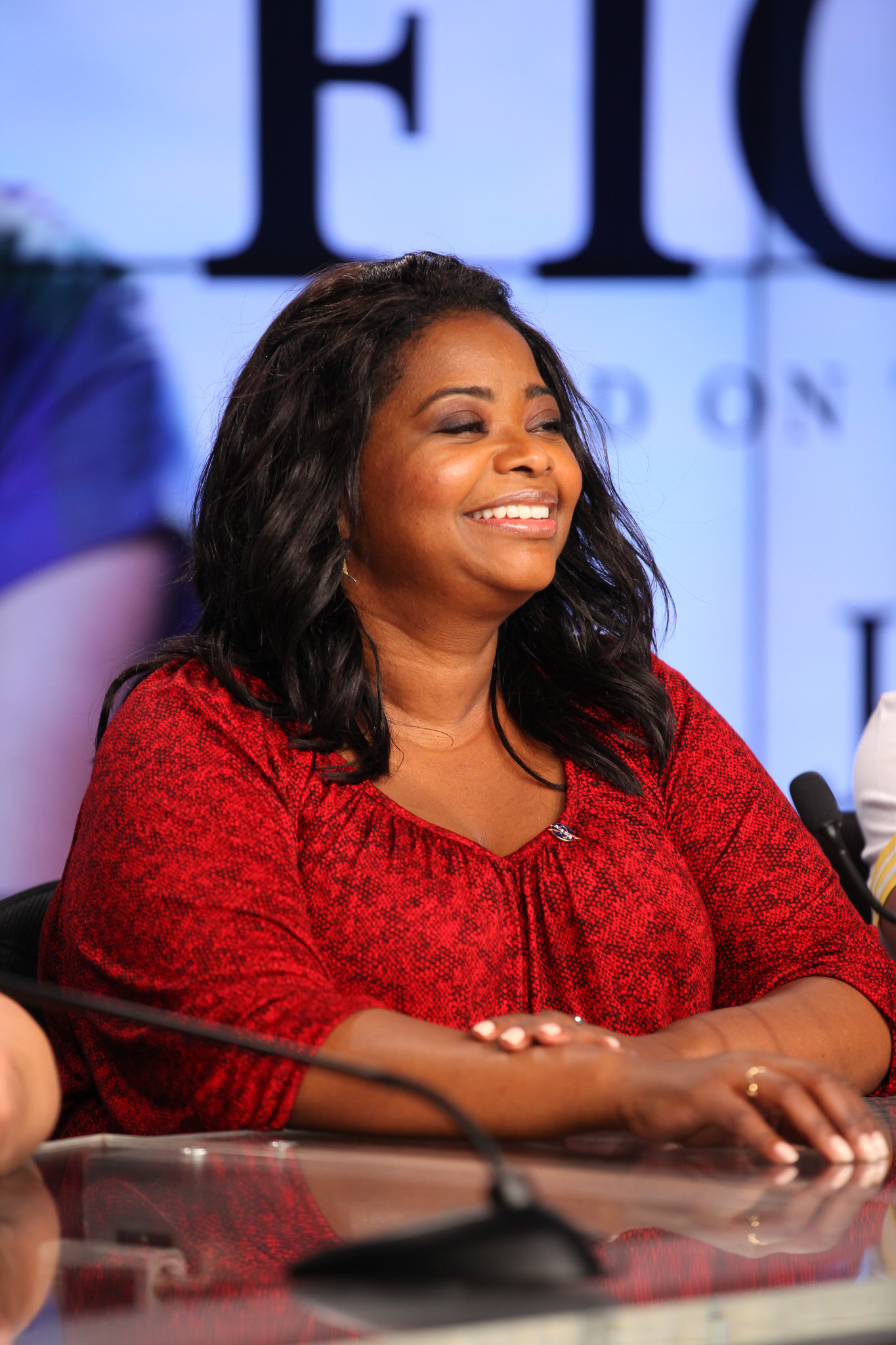 "Octavia Spencer is up for her second Academy Award this year, but the star of ""Hidden Figures"" said Monday that she has even bigger plans. (Photo: NASA Kennedy/ Flickr)"