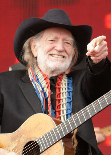 Country singer Willie Nelson, the children of the late reggae icon Bob Marley and comedian Whoopi Goldberg are just a few of the growing number of celebrities publicly jumping into the marijuana industry and eyeing the California pot market, which is expected to explode after voters legalized the recreational use of weed. (Photo: Willie Nelson/ Facebook)