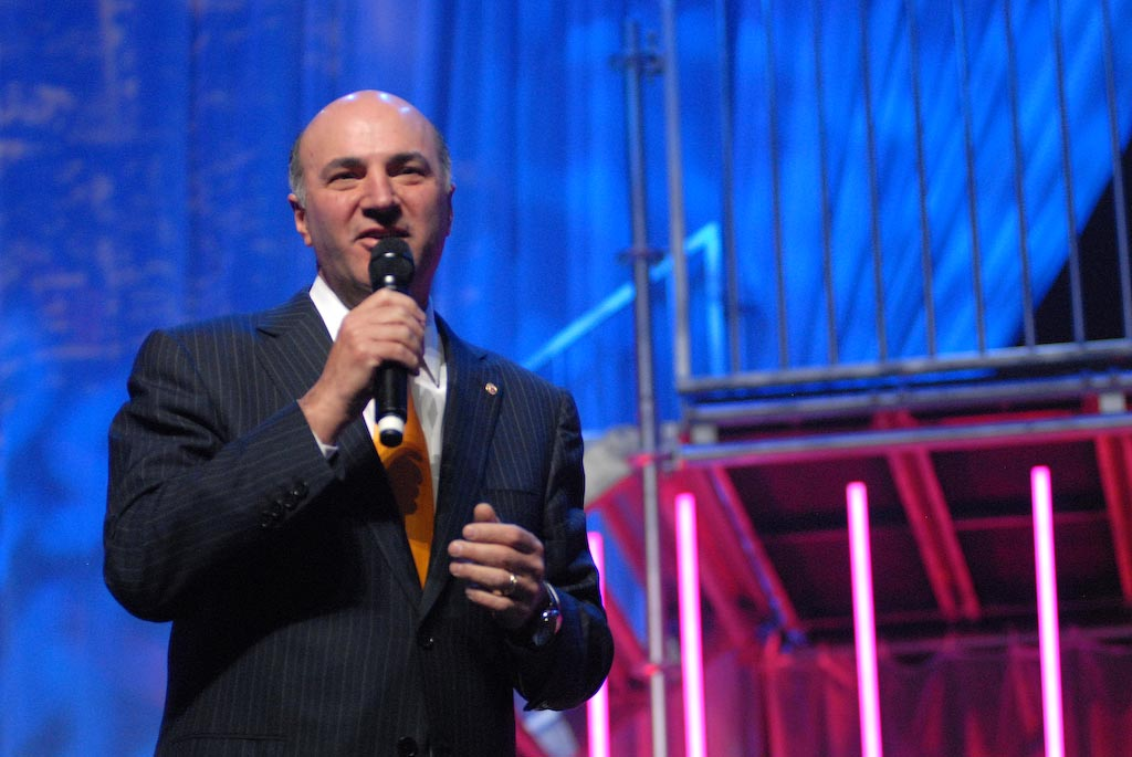 Maverick businessman Kevin O'Leary, opted out of the debate, claiming the all-candidates format offers little opportunity for meaningful debate. (Photo:  Ontario Chamber of Commerce)