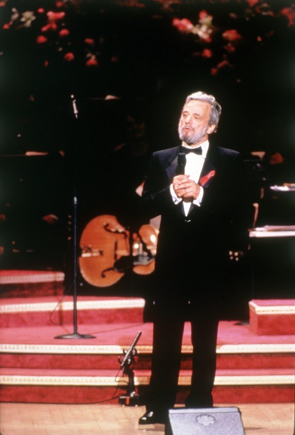 Stephen Sondheim's latest honour comes from literary and human rights organization PEN America. (Photo: Stephen Sondheim (Masterworks Broadway)/ Facebook)