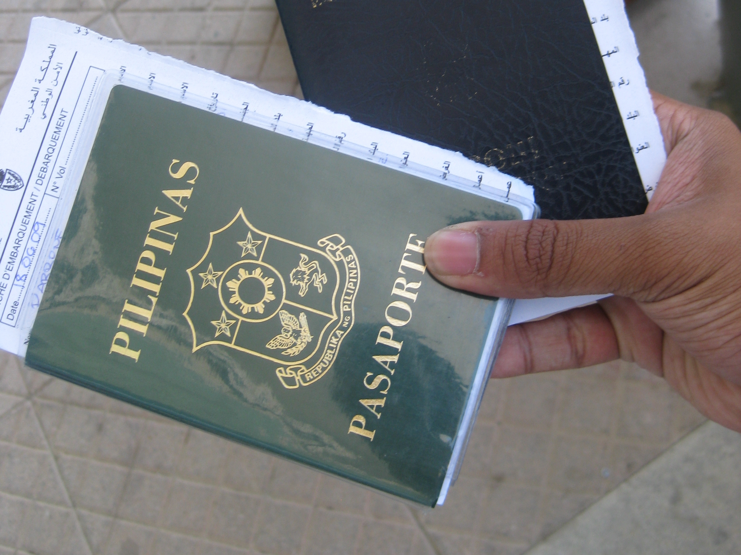 """The present law refers to passport as """"a document issued by the Philippine government to its citizens and requesting other governments to allow its citizens to pass safely and freely, and in case of need to give him/her all lawful aid and protection."""" (Photo: Jerick Parrone/ Flickr)"""