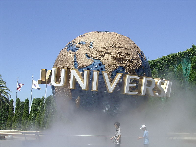 Comcast NBCUniversal is paying $2.3 billion to buy out its partners to take full ownership of Universal Studios Japan. (Photo  By Staka (Own work) [GFDL (http://www.gnu.org/copyleft/fdl.html) or CC BY 3.0)