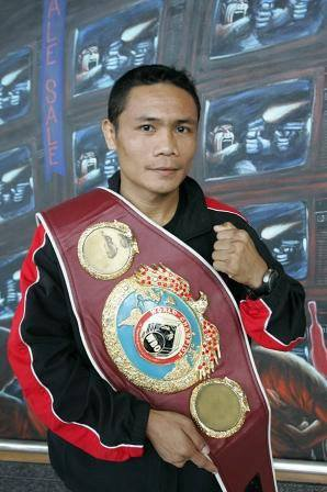 Nietes, the country's longest reigning world champion at over eight years, will gun for the International Boxing Federation (IBF) world flyweight belt against Komgrich Nantapech of Thailand on April 29, at a still to be determined venue in Cebu in the main event of Pinoy Pride 40. (Photo: Andray Blatche/ Facebook)