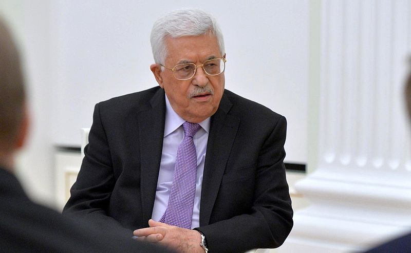 Palestinian President Abbas starts 3-day visit to Pakistan (Photo by Kremlin.ru [CC BY 4.0)