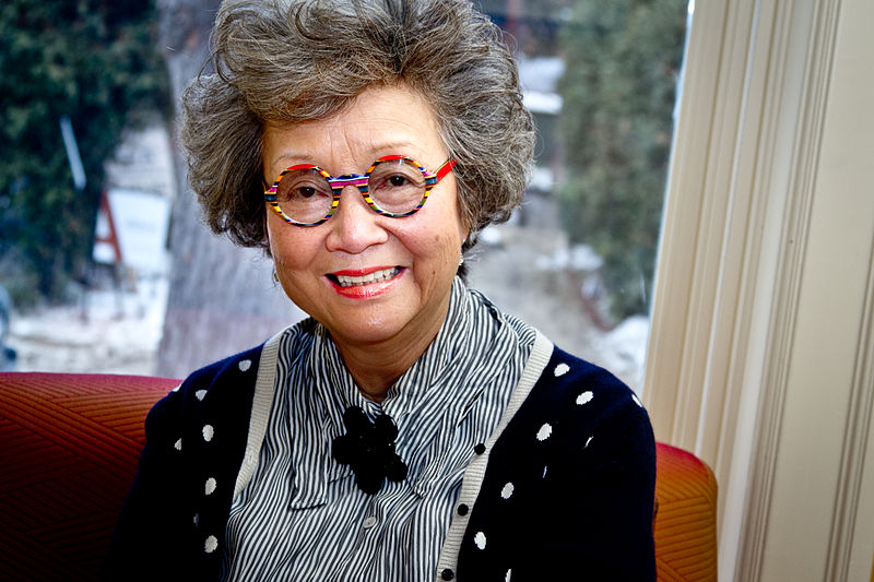 """Former governor general Adrienne Clarkson says the deadly weekend terrorist attack in Quebec City illustrates how Canada is in danger of being smothered by what she calls the """"ugliness'' south of the border. (Photo by Andrew Rusk (Flickr) [CC BY 2.0)"""