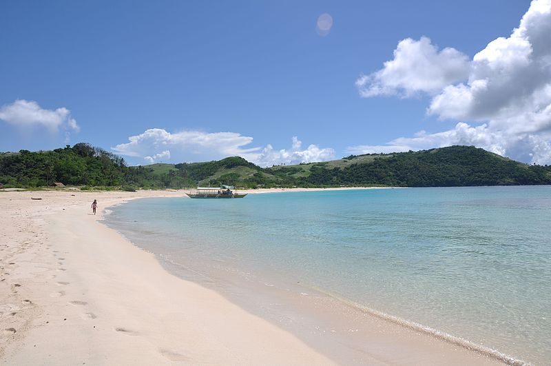 Calaguas Island Camarines Norte (Photo by Monette Nyem [CC BY 3.0)