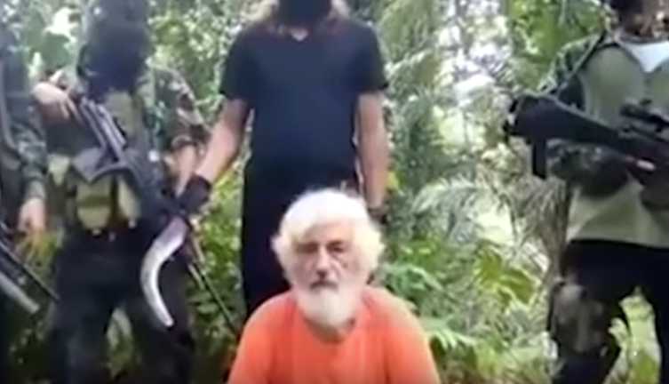 German hostage beheaded by ASG