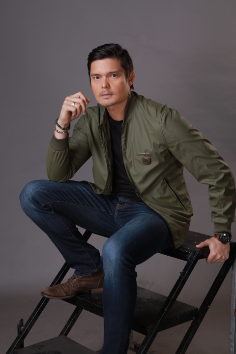 Dingdong Dantes to host GMA Network's crime documentary ...