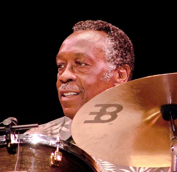 Clyde Stubblefield, a drummer for James Brown who created one of the most widely sampled drum breaks ever, died Saturday. He was 73. (Photo by Paul VanDerWerf (https://www.flickr.com/photos/pavdw/5580394474/) [CC BY 2.0)