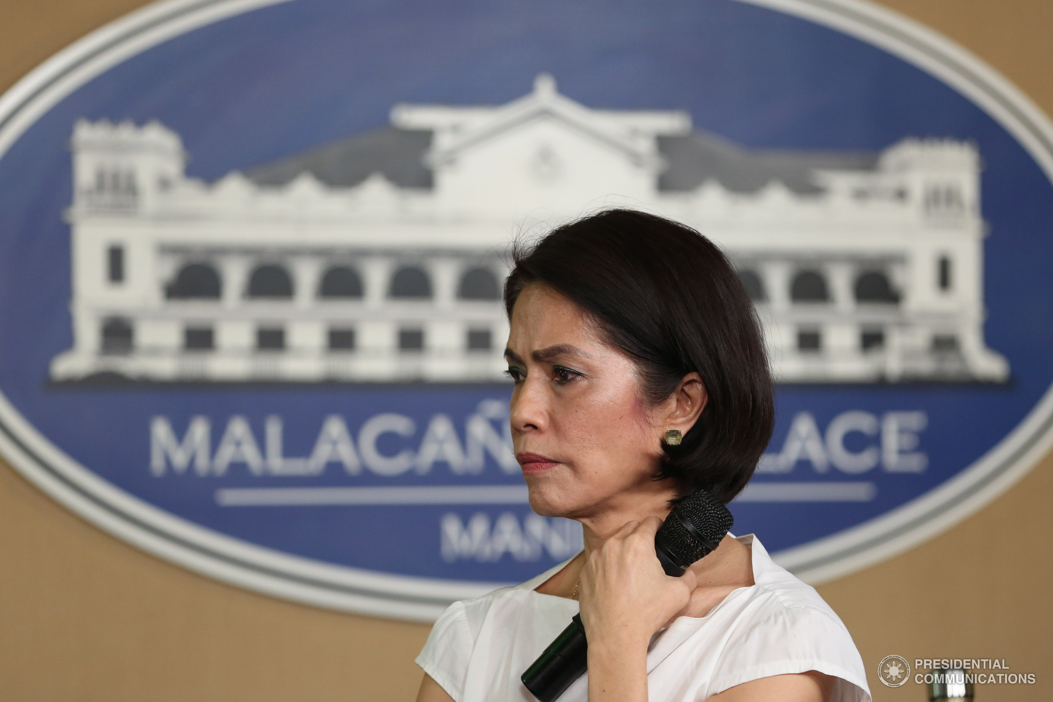"""The cancellation of 75 mineral production sharing agreements (MPSAs) by Secretary Regina Lopez is consistent with Republic Act 7942 that mining applications are closed to proclaimed watershed forest reserves,"" Presidential Spokesperson Ernesto Abella said in a statement distributed to media.(PCOO photo)"