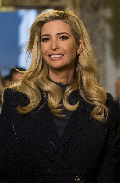Nordstrom to drop Ivanka Trump's clothing, accessories line  (Photo  By DoD photo by U.S. Air Force Staff Sgt. Marianique Santos [Public domain])