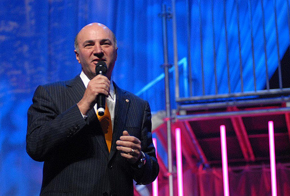 Celebrity businessman Kevin O'Leary has ripped another page out of U.S. President Donald Trump's campaign play book, backing out of a planned Conservative party leadership debate over frustrations with the format. (Photo: Ontario Chamber of Commerce /Facebook)