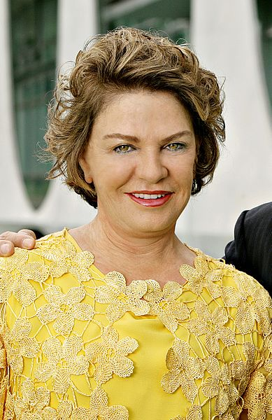Former Brazilian first lady Marisa Leticia Lula da Silva, a constant and strong presence at the side of husband Luiz Inacio Lula da Silva during his rise to the presidency and his recent fall, died on Friday.  (Photo By Ricardo Stuckert/Presidência da República (Agência Brasil [1]) [CC BY 3.0 br)