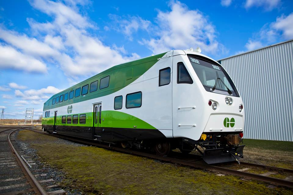 Bombardier turned the table on Metrolinx on Friday, accusing it of putting the project in jeopardy through multiple delays. (Photo: Metrolinx Canada/Facebook)