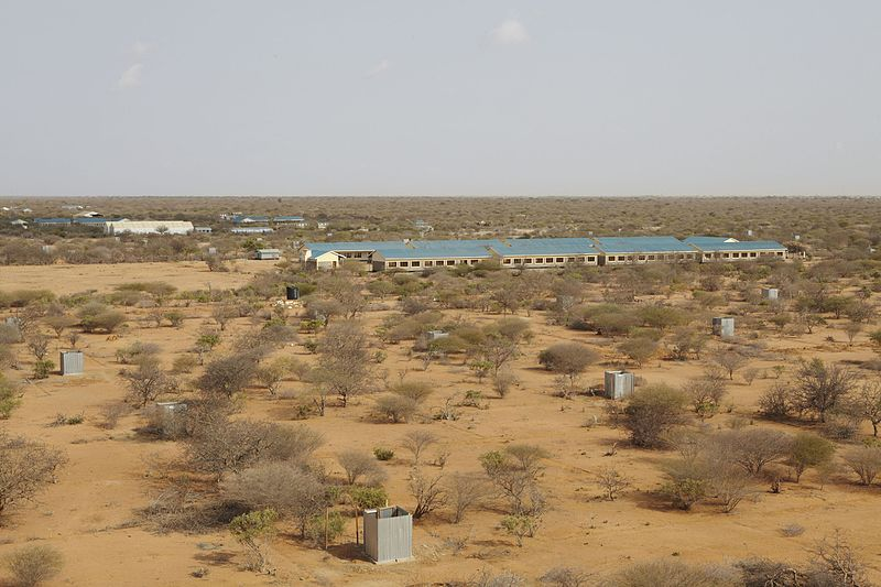 A Kenyan court ruled Thursday that the government must not close the world's largest refugee camp and send more than 200,000 people back to war-torn Somalia, a decision that eases pressure on Somalis who feared the camp would close by the end of May. (Photo by Oxfam East Africa [CC BY 2.0)