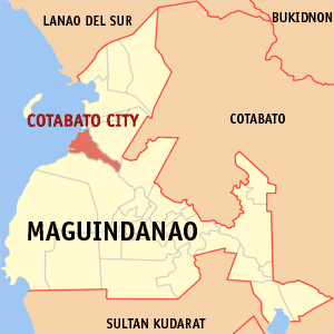 A magnitude 3.7 quake hits Cotabato City and its environs Saturday afternoon hours after a strong earthquake hit Surigao provinces, the state volcanology office said. (Photo By Mike Gonzalez (TheCoffee) - English Wikipedia, CC BY-SA 3.0,)