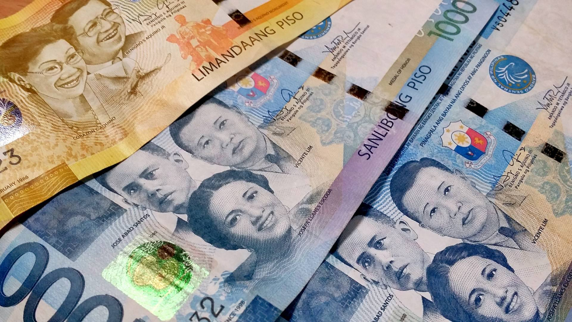Upsurge of the Philippine peso continued Tuesday after the local currency closed to its almost two-month high against the greenback, given the foreign capital flows to the local equities market. (Photo: Cheng Ilagan/Philippine Canadian Inquirer)