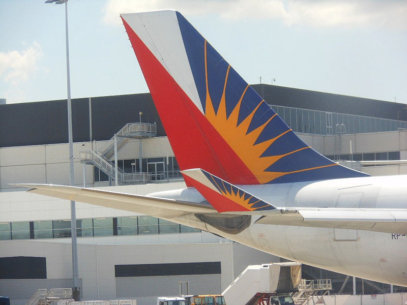 Flag carrier Philippine Airlines (PAL) on Monday warned the public against a fake advertisement circulating online.(Photo by Michael Coghlan from Adelaide, Australia (Philippine Airlines) [CC BY-SA 2.0)