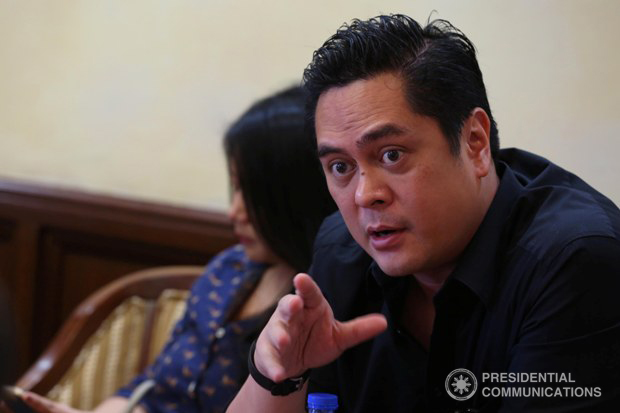 Presidential Communications Office (PCO) Secretary Martin Andanar said unity of the entire Filipino nation is needed particularly those who suffered so much because of the earthquake. (Photo by ACE MORANDANTE/PPD)