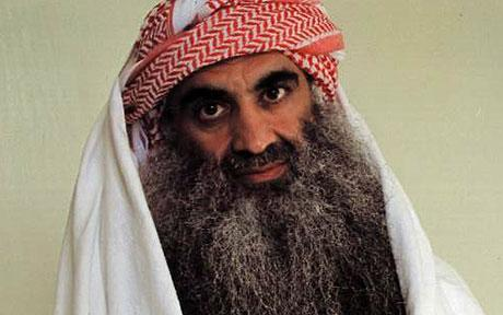 Guantanamo Bay detainee Mujahid Khalid Shaikh Mohammad said in a letter to former US President Barack Obama that the actions undertaken by the United States led to the September 11, 2001 terrorist attacks, US media reported. (Photo by Source, Fair use,)