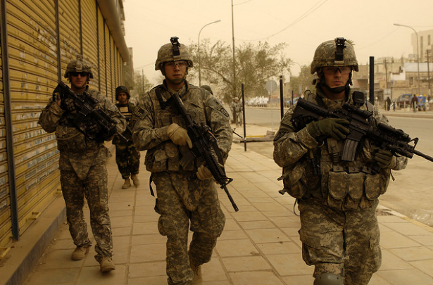 US Armed forces order $ 1-B worth of fuel from 14 companies (Photo: The U.S. Army/Flickr)