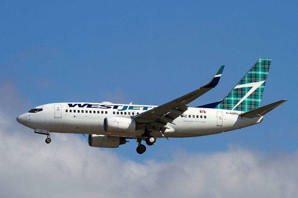 week 11 jet blue and westjet
