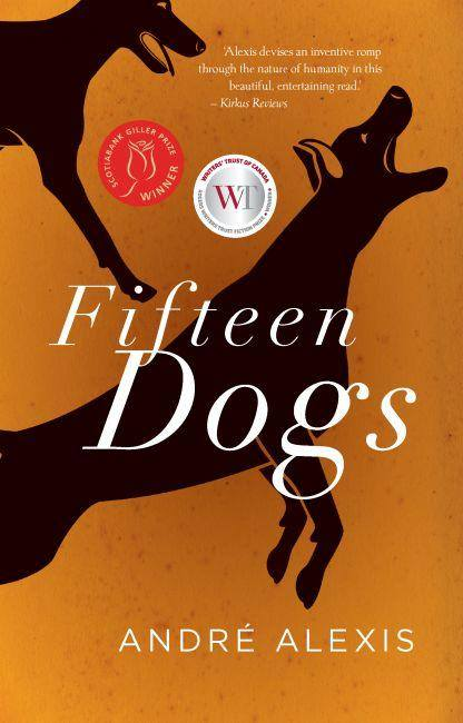 "Andre Alexis's Scotiabank Giller Prize-winning novel ""Fifteen Dogs"" is the champion of this year's ""Canada Reads"" debate series.  (Photo: Literary Press Group of Canada/Facebook)"