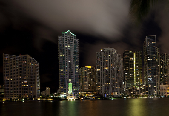 Unlike many cities with large numbers of immigrants, there's no sanctuary for people living illegally in Miami-Dade County, Florida. A recent decision by Mayor Carlos Gimenez requires local authorities to co-operate with federal officials to enforce immigration law. (Photo: Jimmy Baikovicius/Flickr)